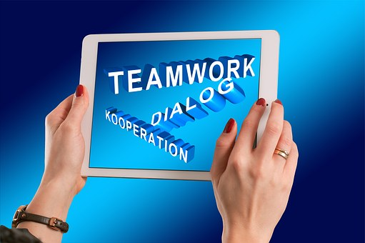 Teamwork, Dialog, Kommunikation